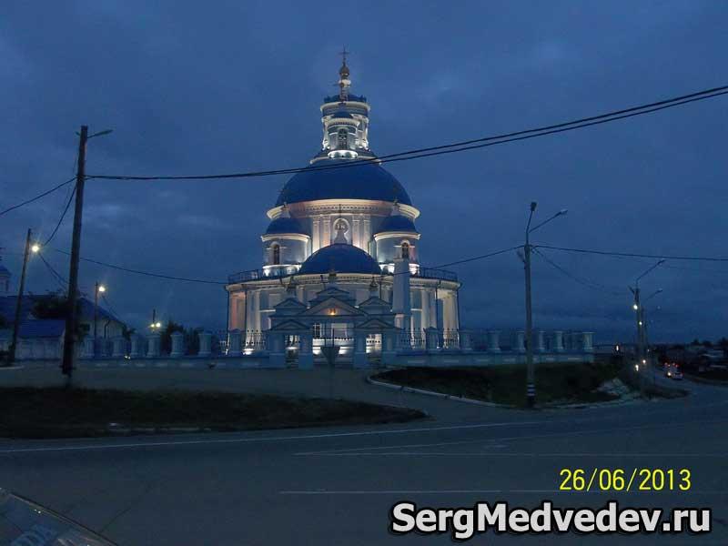 Храм в Тельме