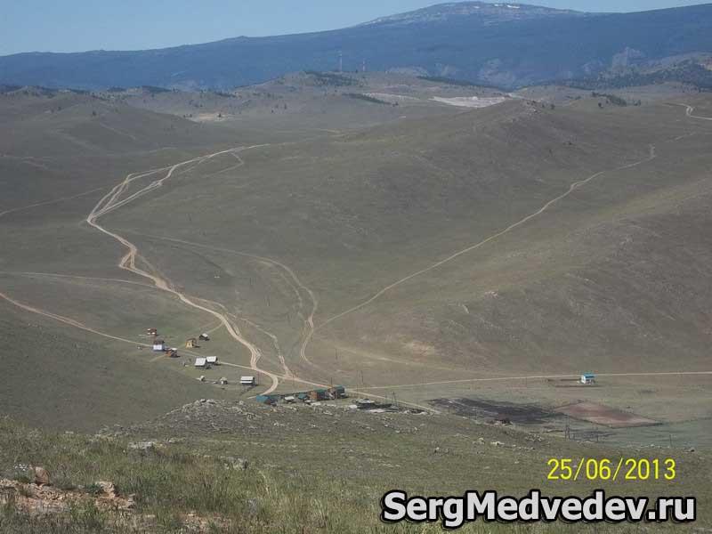 Горы Байкала
