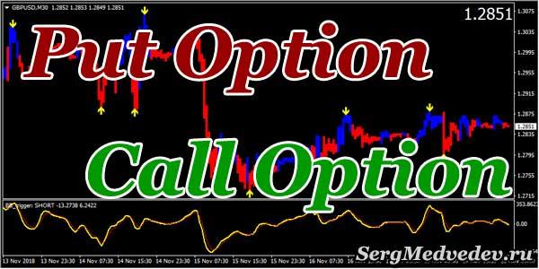 Стратегия Put Option-Call Option