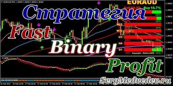 Торговая стратегия Fast Binary Profit
