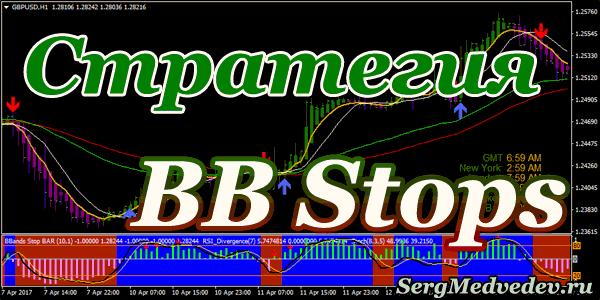 Стратегия BB Stops