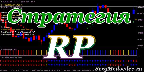 Торговая стратегия для краткосрочной торговли RP