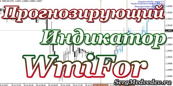 Прогнозирующий индикатор WmiFor