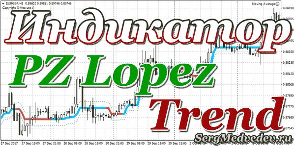 Индикатор PZ Lopez Trend