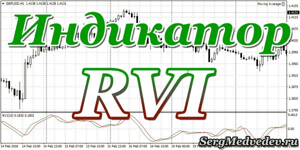 Индикатор RVI