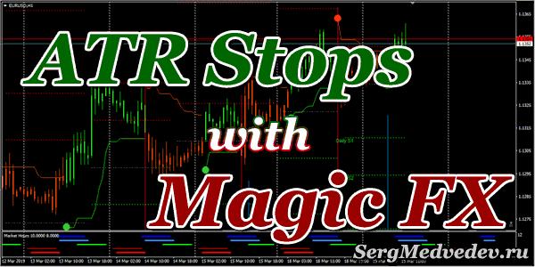 Стратегия ATR Stops with Magic FX